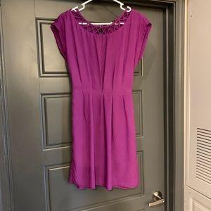 Purple Rhapsody Lightweight Dress